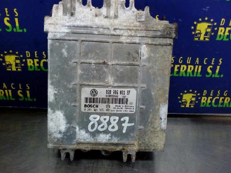1638134 centralita motor uce seat toledo (1l)