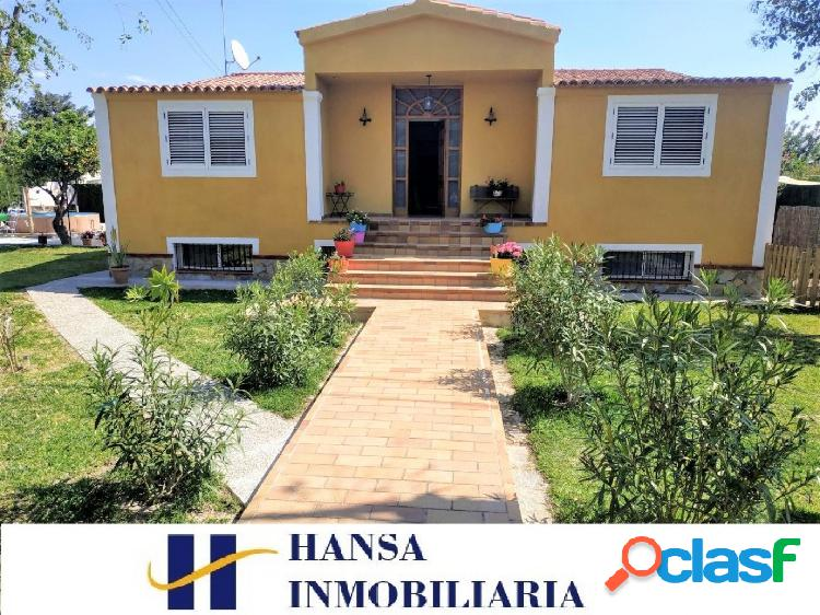 FANTASTICO CHALET INDEPENDIENTE CON PARCELA DE 1257 M2