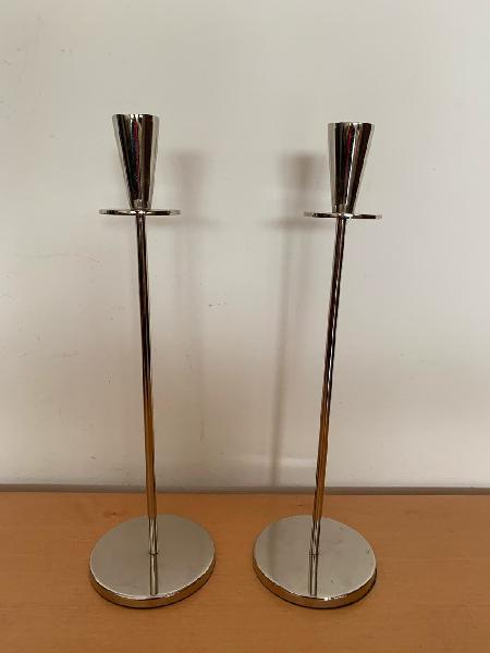 2 candelabros