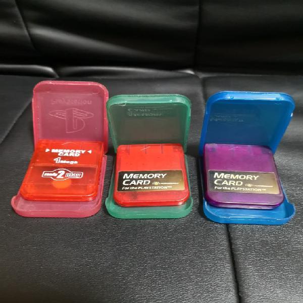 3 tarjetas de memoria por 10€