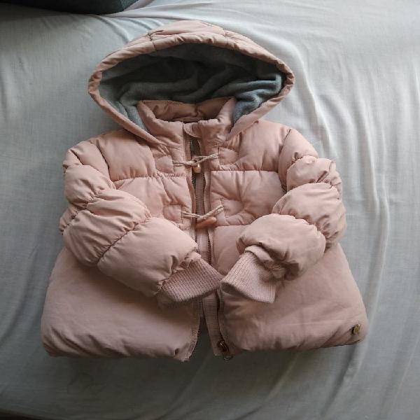 Abrigo bebé brotes 12-18 meses