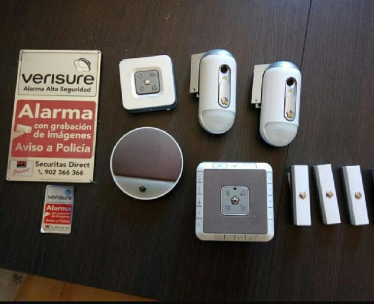 Alarma securitas direct verisure