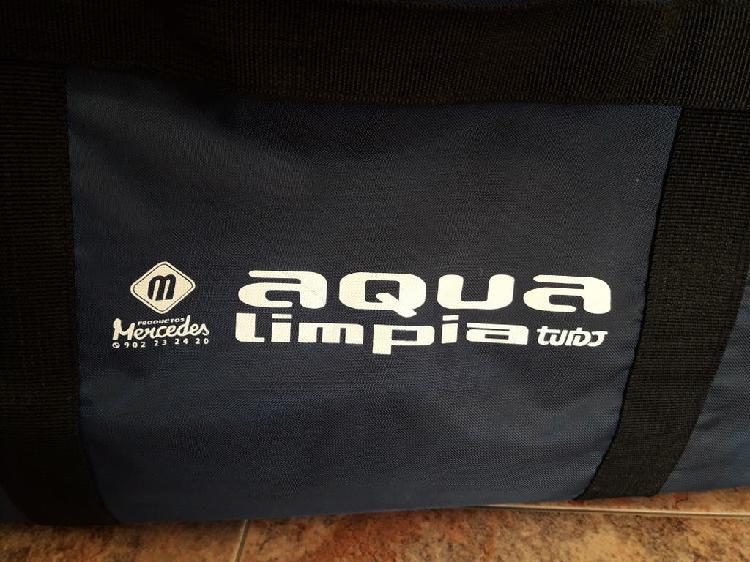 Aqua limpia de mercedes