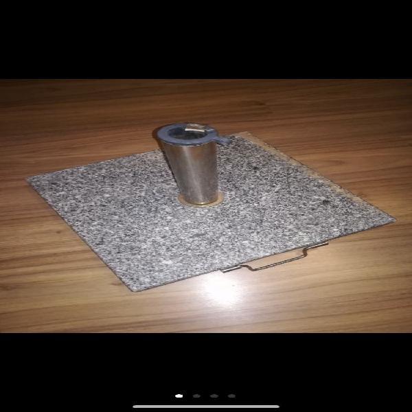 Base/pie sombrilla piedra