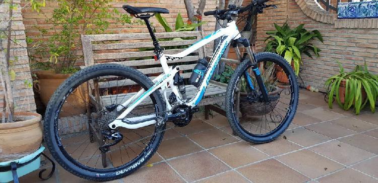 Bicicleta lapierre xcontrol doble