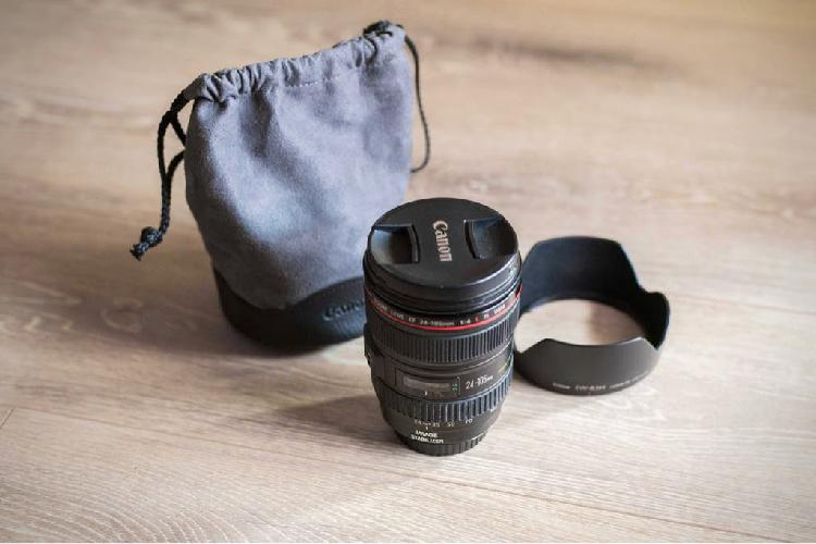 Canon 24-105 4 l is usm