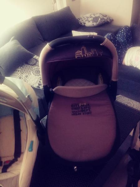 Carro bebé jane matrix rider