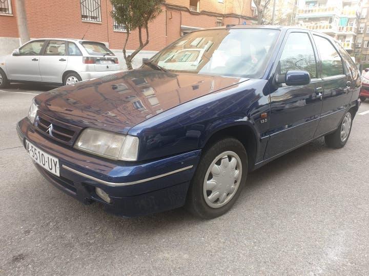 Citroen zx 1997 1.9 diesel
