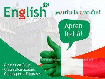 Clases de italiano para todos los niveles y edades!