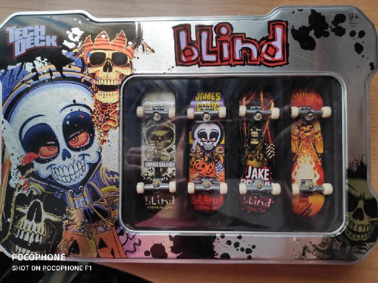 Finger skate tech deck blind