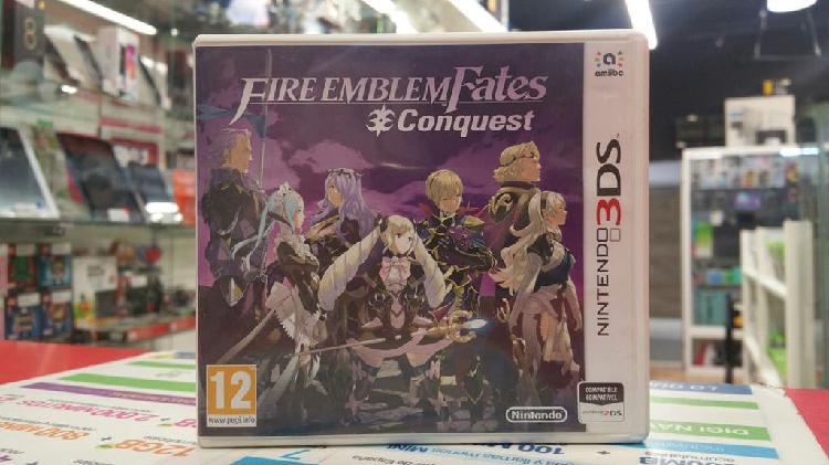 Fire emblem fates 3ds