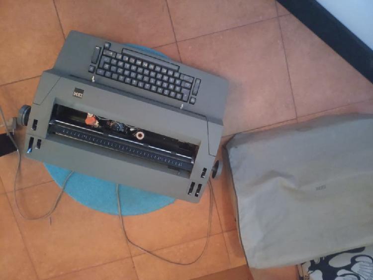 Ibm maquina escribir eléctrica
