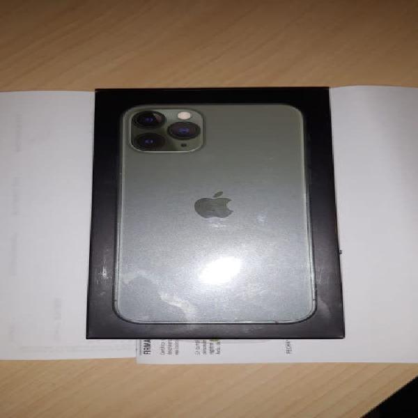 Iphone 11 pro max 512gb factura apple