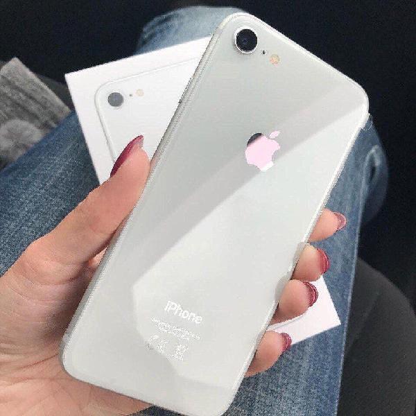 Iphone 8 64gb seminuevo original 1 año de garantía