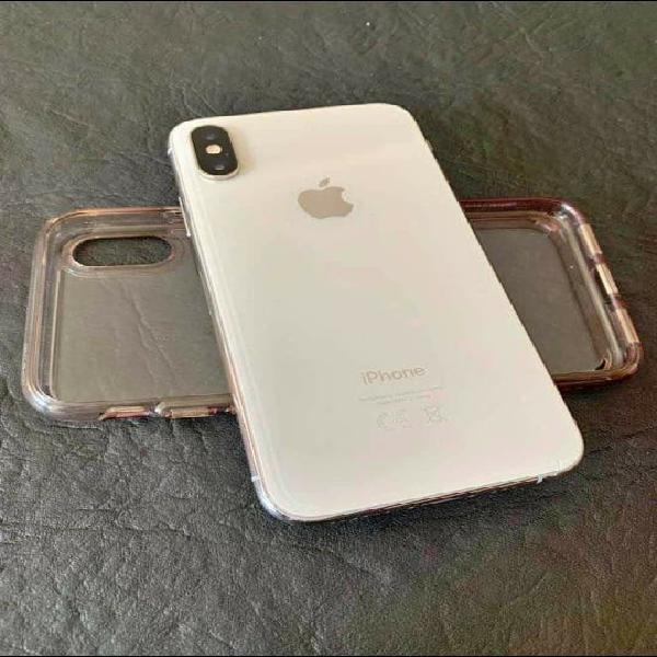 Iphone x silver nuevo
