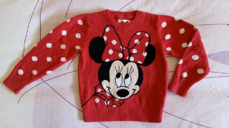 Jersey minnie mouse talla 12-18 meses
