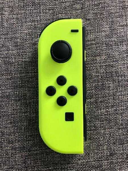 Joy con izquierdo nintendo switch
