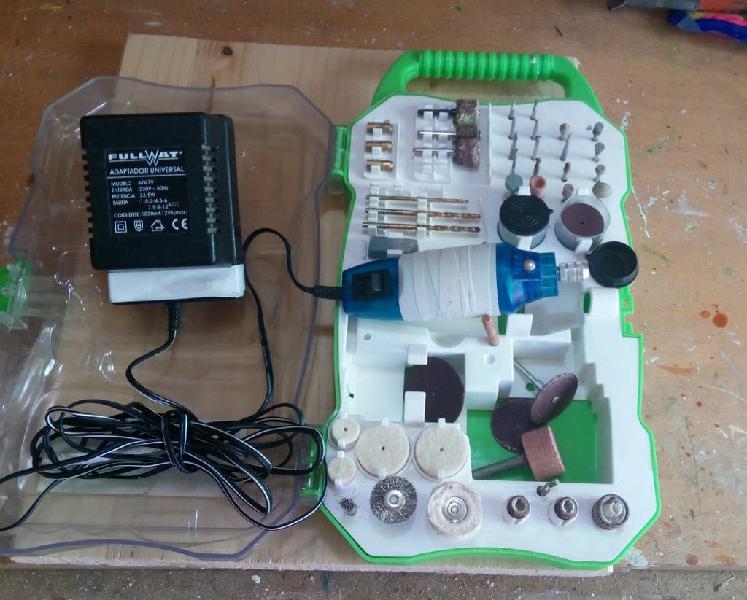 Mini taladro hobby tools