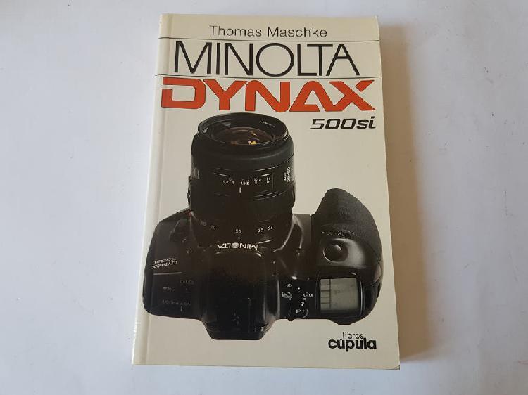 Minolta dynax 500 si //// heiner henninges //// ed