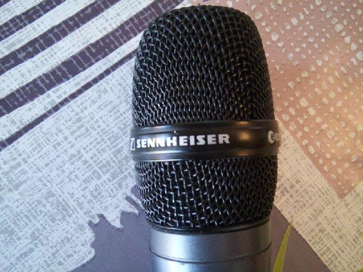Microfono inalambrico sennheiser e835 ew100 g3