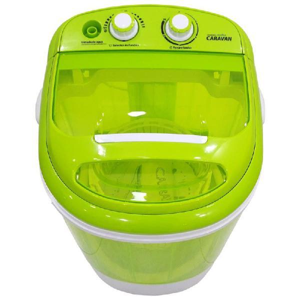 Mini lavadora portátil 3 kg con centrifugado