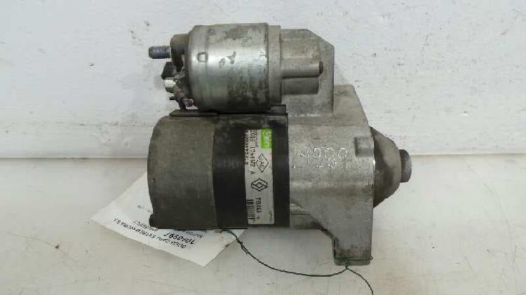 Motor arranque renault twingo 2009 8200369521
