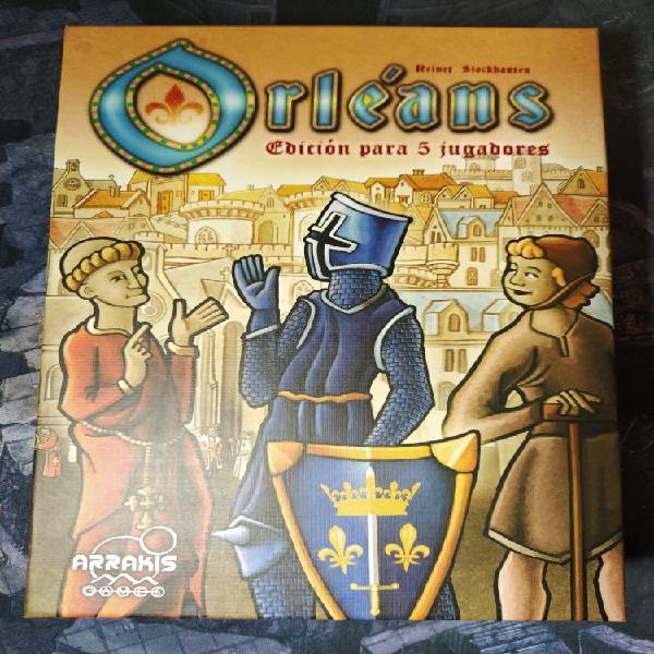 Orléans juego de mesa