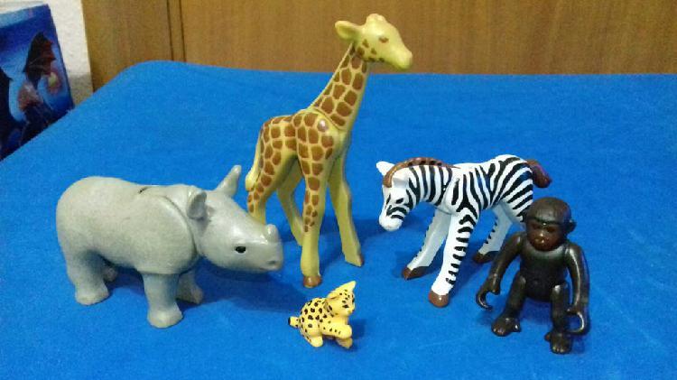 Playmobil crias animales salvajes