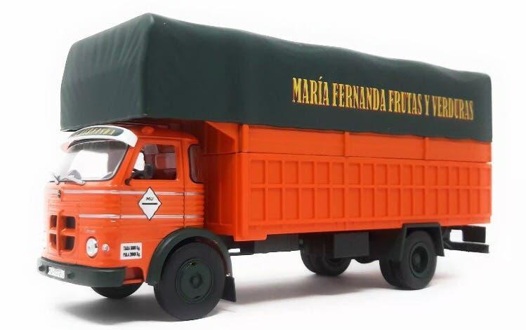 Precioso camión pegaso comet 1:43
