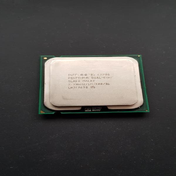 Procesador intel e2200 dual