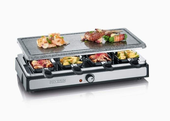 Raclette grill severin rg 2346