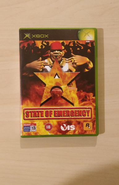 State of emergency - xbox (pal)
