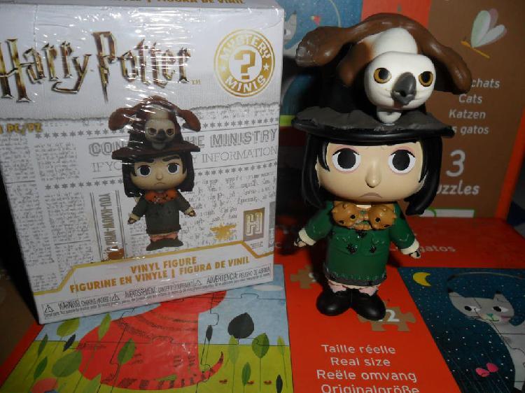 Snape vestido de mujer boogart harry potter funko