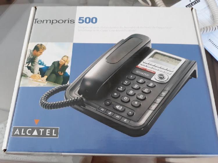 Teléfono fijo de alcatel.temporis 500