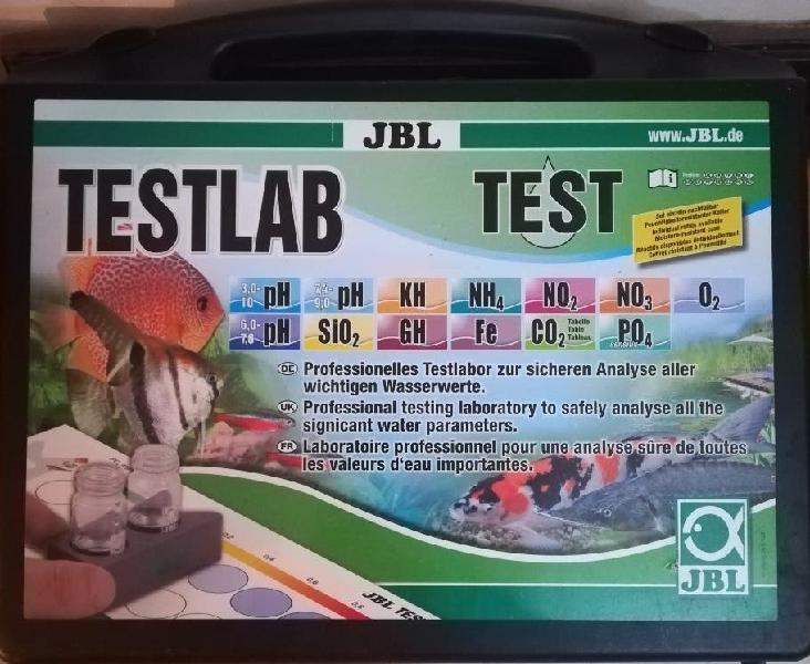 Test lab jbl