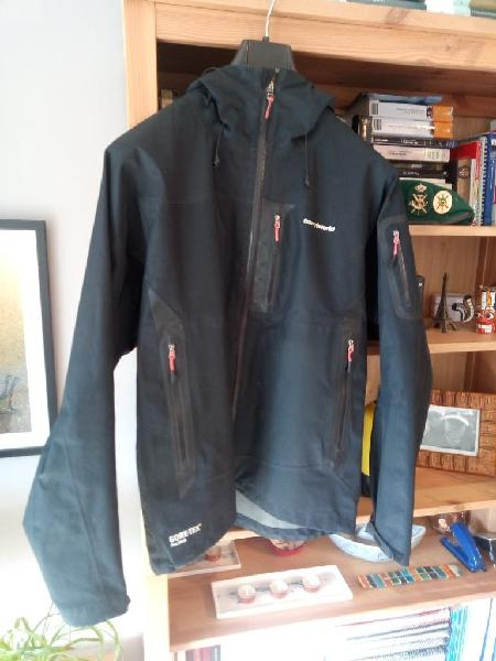 Vendo chaqueta trango goretex pro talla l