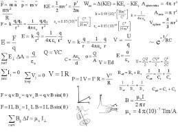 Clases de física y matemáticas para bachillerato