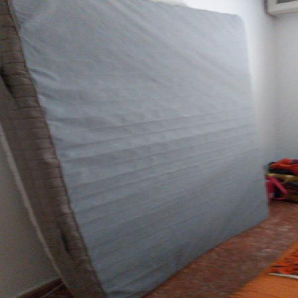 Colchón ikea muelles 140×190