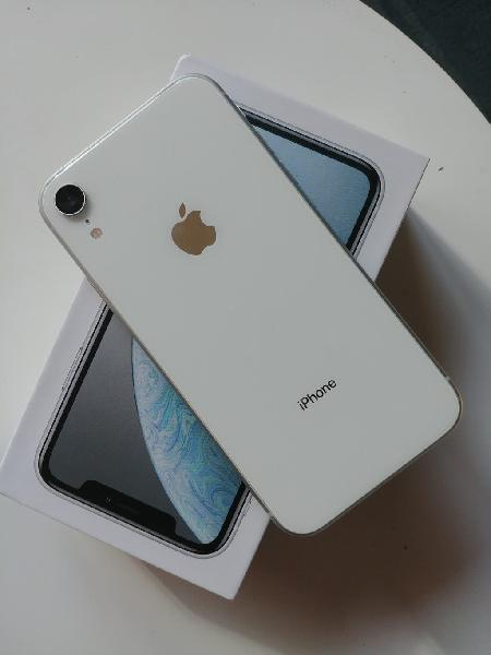 Iphone xr, 64gb. impecable.