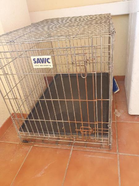 Jaula transporte perros