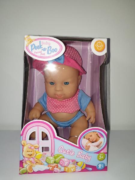 Juguetes:muñeca 22cm