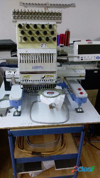 Máquina de bordar happy hcd 1501 40