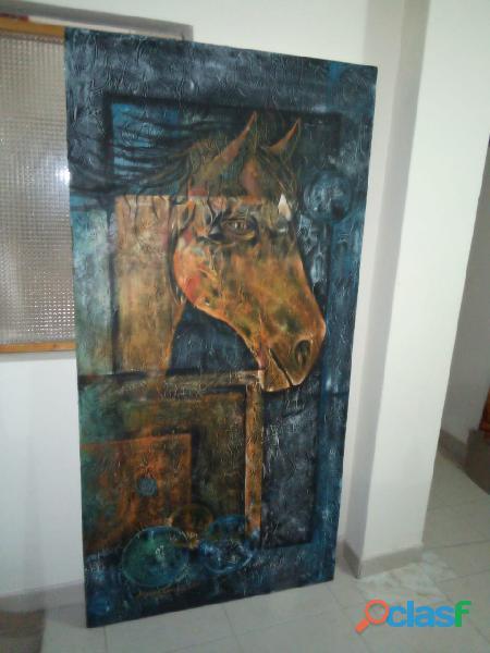 Pintura al oleo original