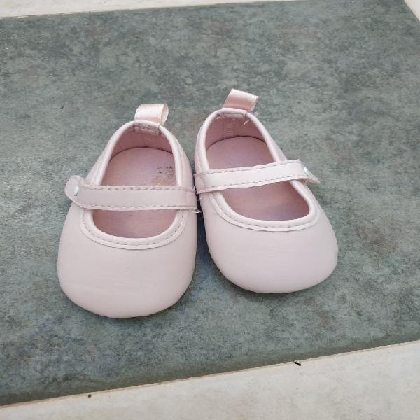 Zapatos bebé niña