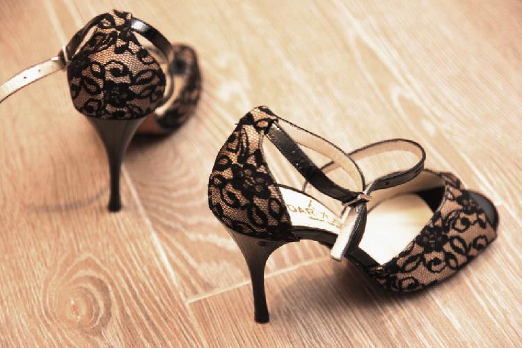 Zapatos de tango de mujer nuevos. talla 36