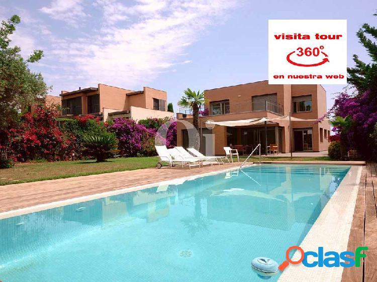 Casa en venta en la Urb. del Golf de Sant Vicenç de Montalt, Barcelona