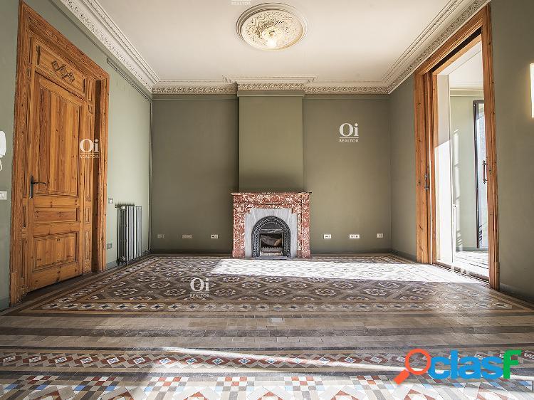 Hermoso piso en alquiler en la zona más exclusiva del Eixample Derecho. 1
