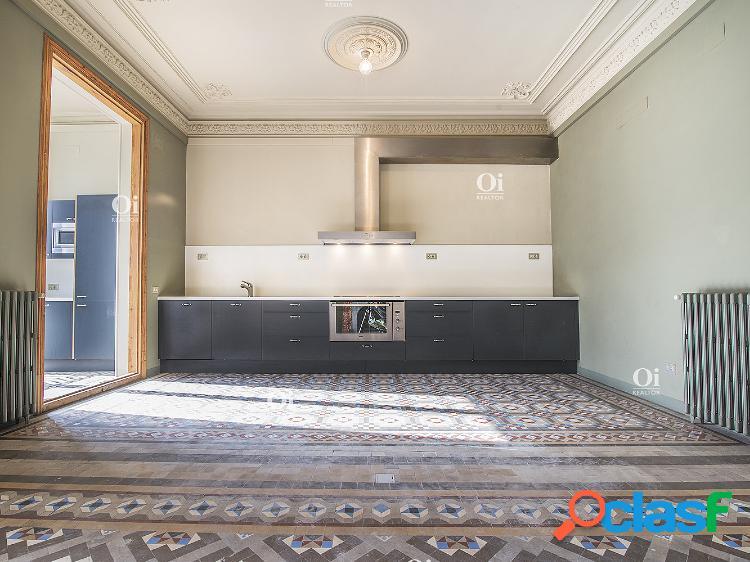 Hermoso piso en alquiler en la zona más exclusiva del Eixample Derecho. 2