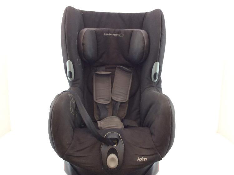 4 % silla para coche bebe confort bbc assis to black