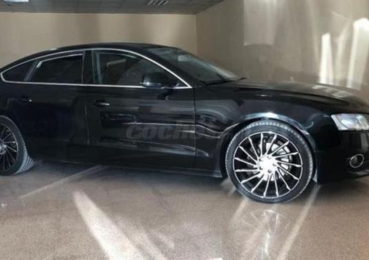 Audi a5 sportback 2.0 tdi 143cv multitronic 5p.
